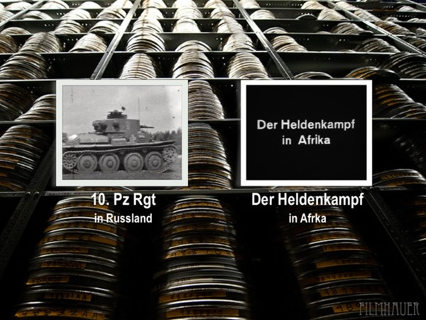 10. PANZER REGIMENT IN RUSSLAND - HELDENKAMPF IN AFRIKA