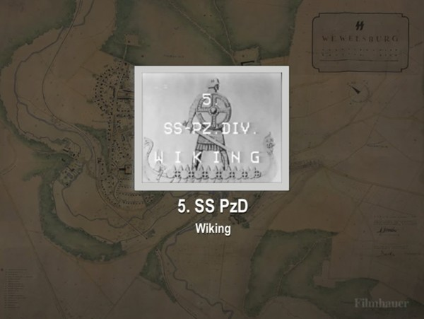 5. SS-PANZER-DIVISION WIKING - Waffen SS