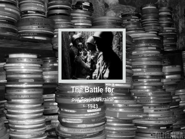 BATTLE FOR OUR SOWIET UKRAINE 1943