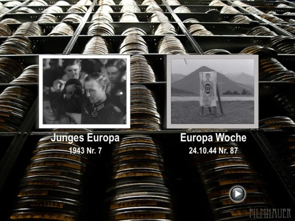 EUROPA WOCHE 1944 87 / 88 / 89 - JUNGES EUROPA Nr. 7