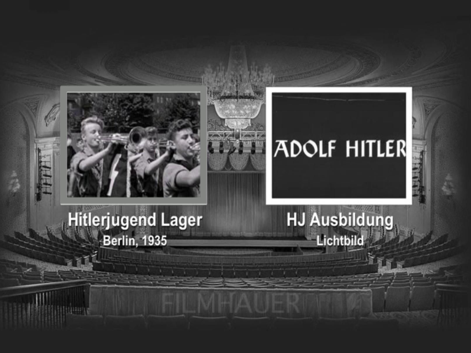 hitlerjugend lager berlin 1935 hj bdm ausbildung filmhauer. Black Bedroom Furniture Sets. Home Design Ideas