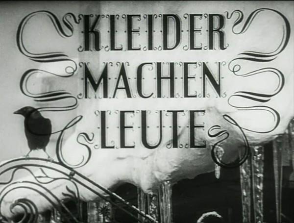 Machen RühmannFilmhauer Heinz 1940 Kleider Leute rdxoCBeW