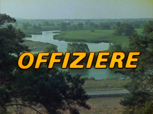 OFFIZIERE 1985
