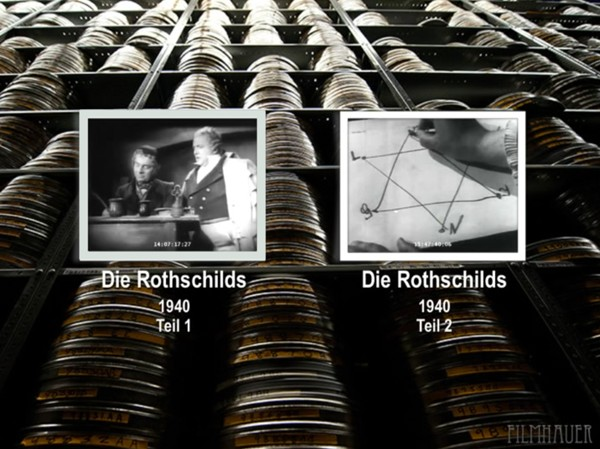 DIE ROTHSCHILDS 1940