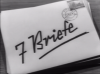 7 BRIEFE 1944
