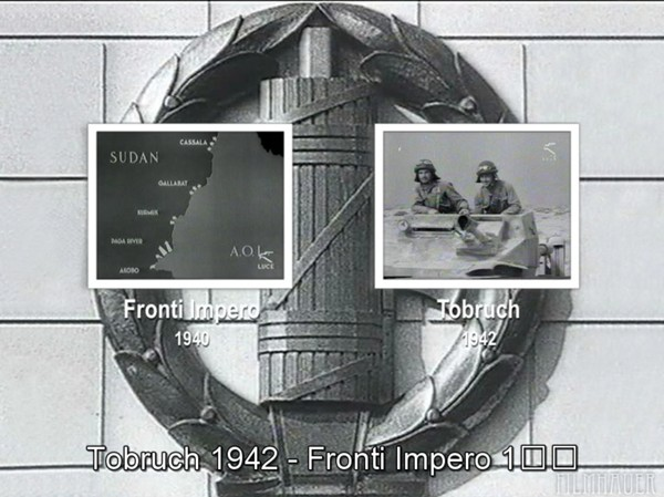 TOBRUCH 1942 - FRONTI IMPERO 1940