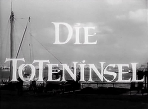 DIE TOTENINSEL 1955